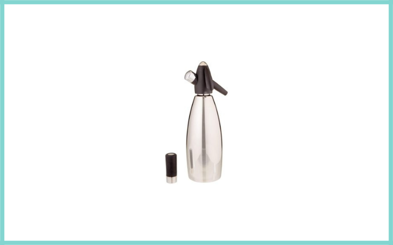 Isi Stainless Steel Soda Siphon Review