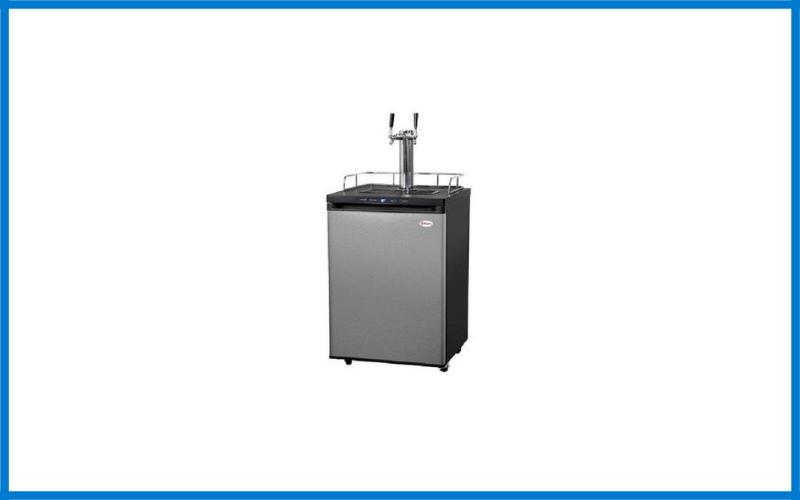 Kegco Kegerator Digital Beer Keg Cooler Refrigerator Review