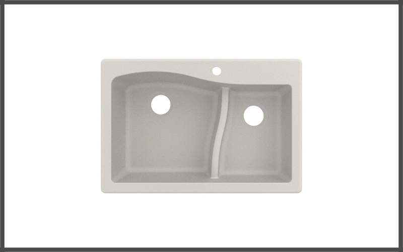 Kraus Kgd 442white Quarza Granite Kitchen Sink Review