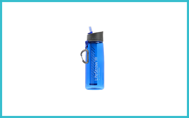 Lifestraw Go Water Filter Bottle Review
