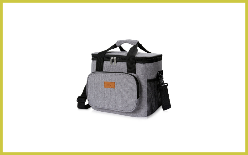 Lifewit 24 Can Large Cooler Bag Review