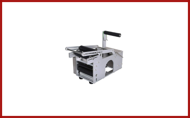 Mophorn Round Bottle Labeling Machine Review