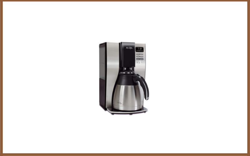 Optimal Brew 10 Cup Thermal Coffeemaker System By Mr. Coffee Review