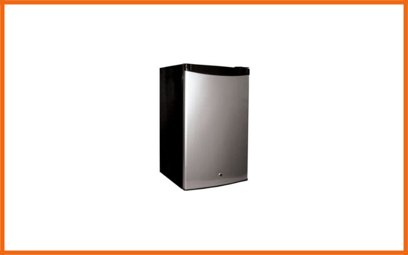 Outdoor Refrigerator With Stainless Steel Front Review