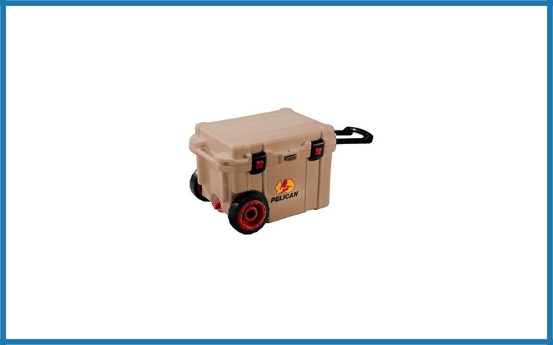 Pelican Products Progear Elite Wheeled Cooler Review
