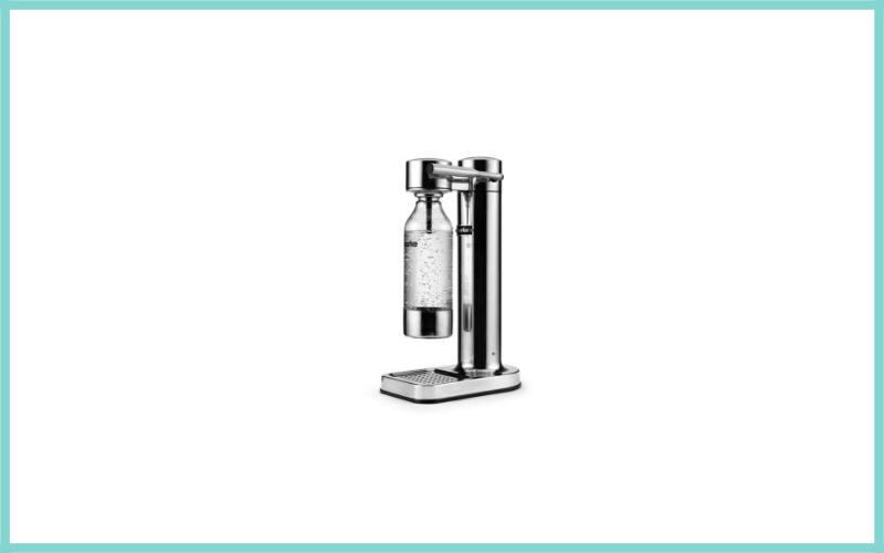 Premium Carbonator Sparkling Water Maker By Aarke