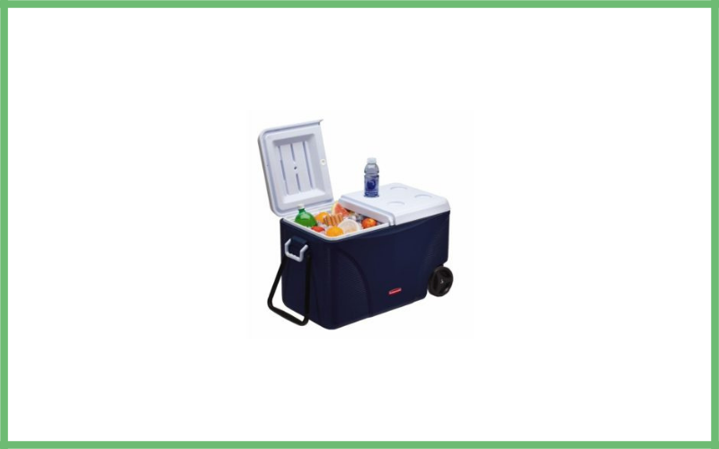 Rubbermaid Extreme 5 Day Wheeled Ice Chest Review