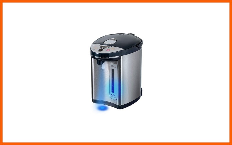 Secura Electric Water Boiler And Warmer Pot Kettle With Night Light Review