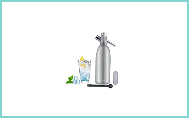 Soda Siphon Maker By Baskiss Review