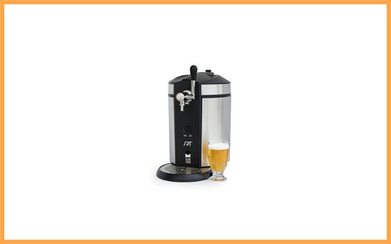 Spt Bd 0538 Mini Kegerator And Dispenser Review