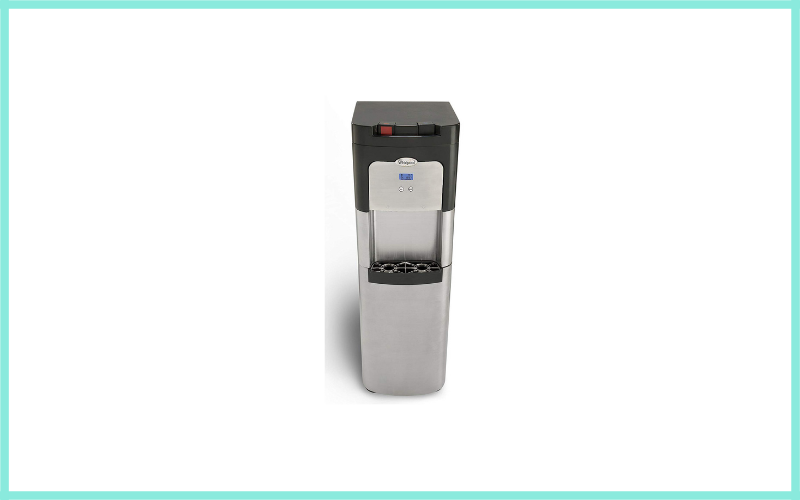 Whirlpool Self Cleaning Bottom Loading Commercial Water Cooler With Digital Temperature Control Review