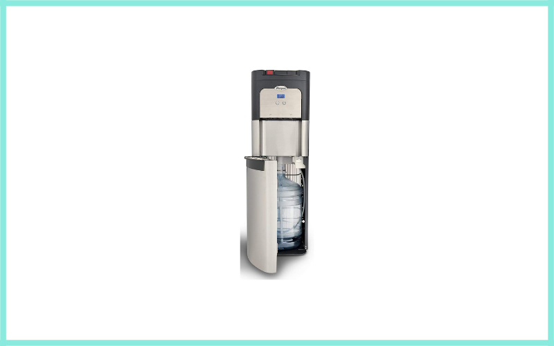 Whirlpool Self Cleaning Bottom Loading Commercial Water Cooler With Ice Chilled Water Review
