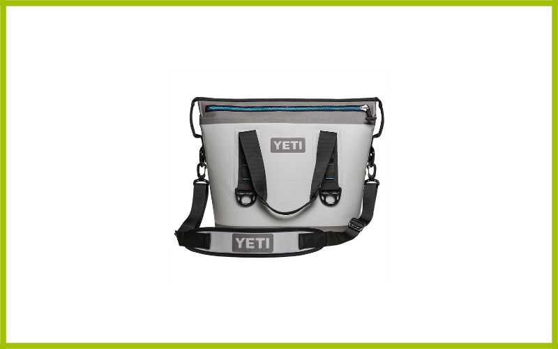 Yeti Hopper Two Portable Cooler Review