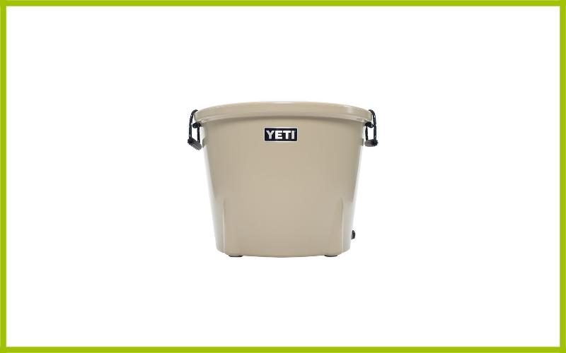 Yeti Tank 85 Bucket Cooler Review