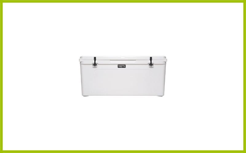 Yeti Tundra 160 Cooler White Review