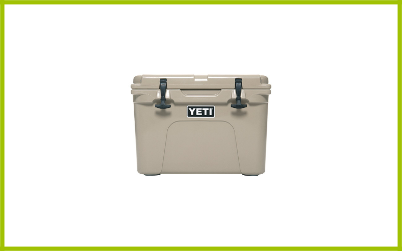 Yeti Tundra 35 Cooler Review