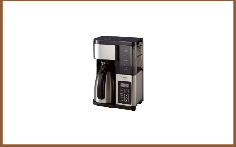 Zojirushi Fresh Brew Coffee Maker Plus Thermal Carafe Review