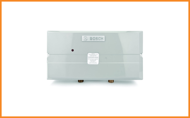 Bosch Electric Tankless Water Heater Review