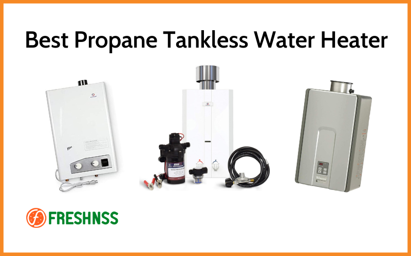 Propane Tankless Water Heater