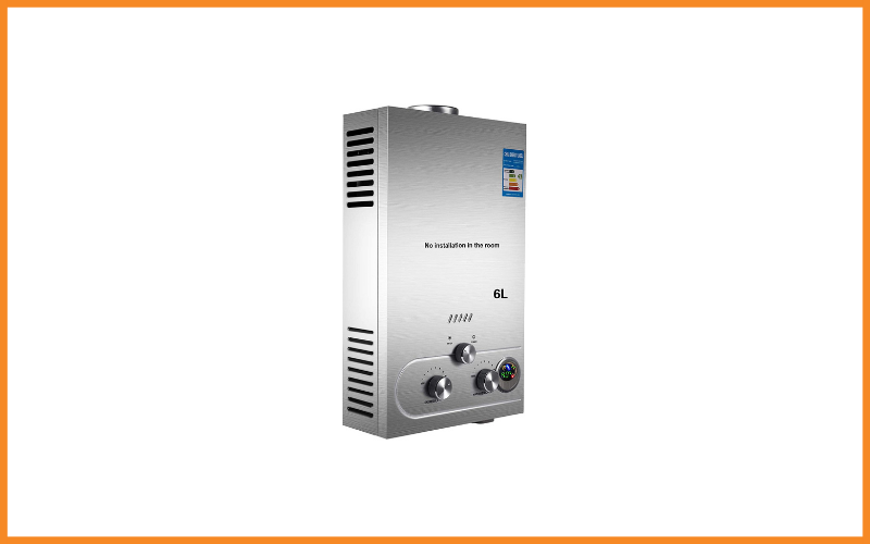 Happybuy 6L Propane Tankless Review