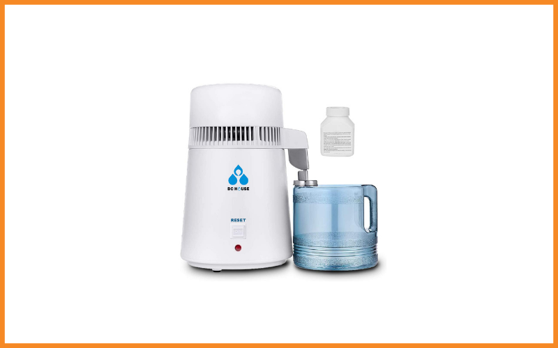 Dc House 1 Gallon Water Distiller Machine Review