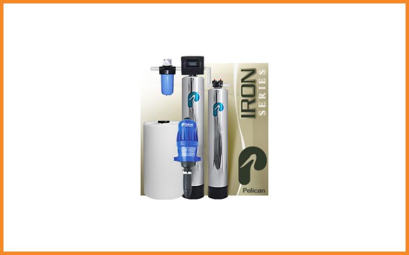Pelican Iron & Manganese Water Filter