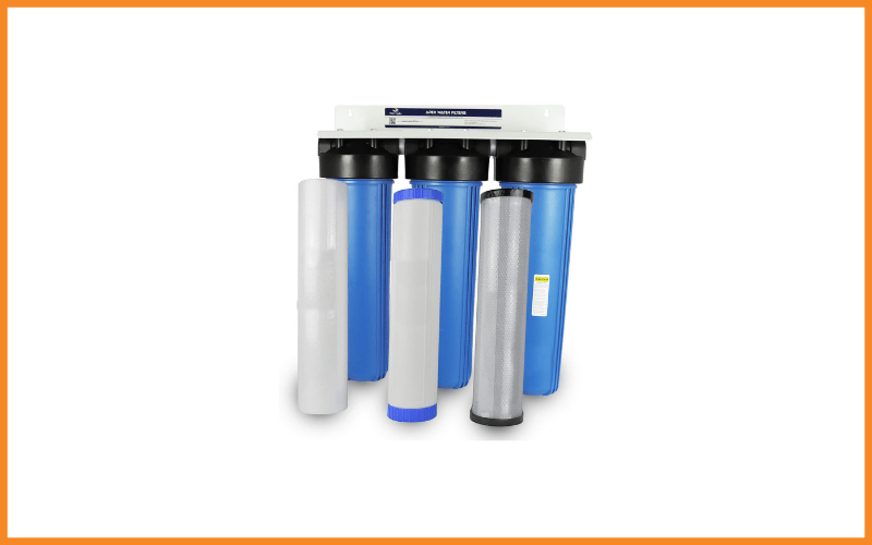 Apex Whole House Water Filter Review
